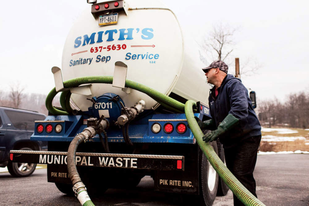 Smith's Sanitary Septic Service