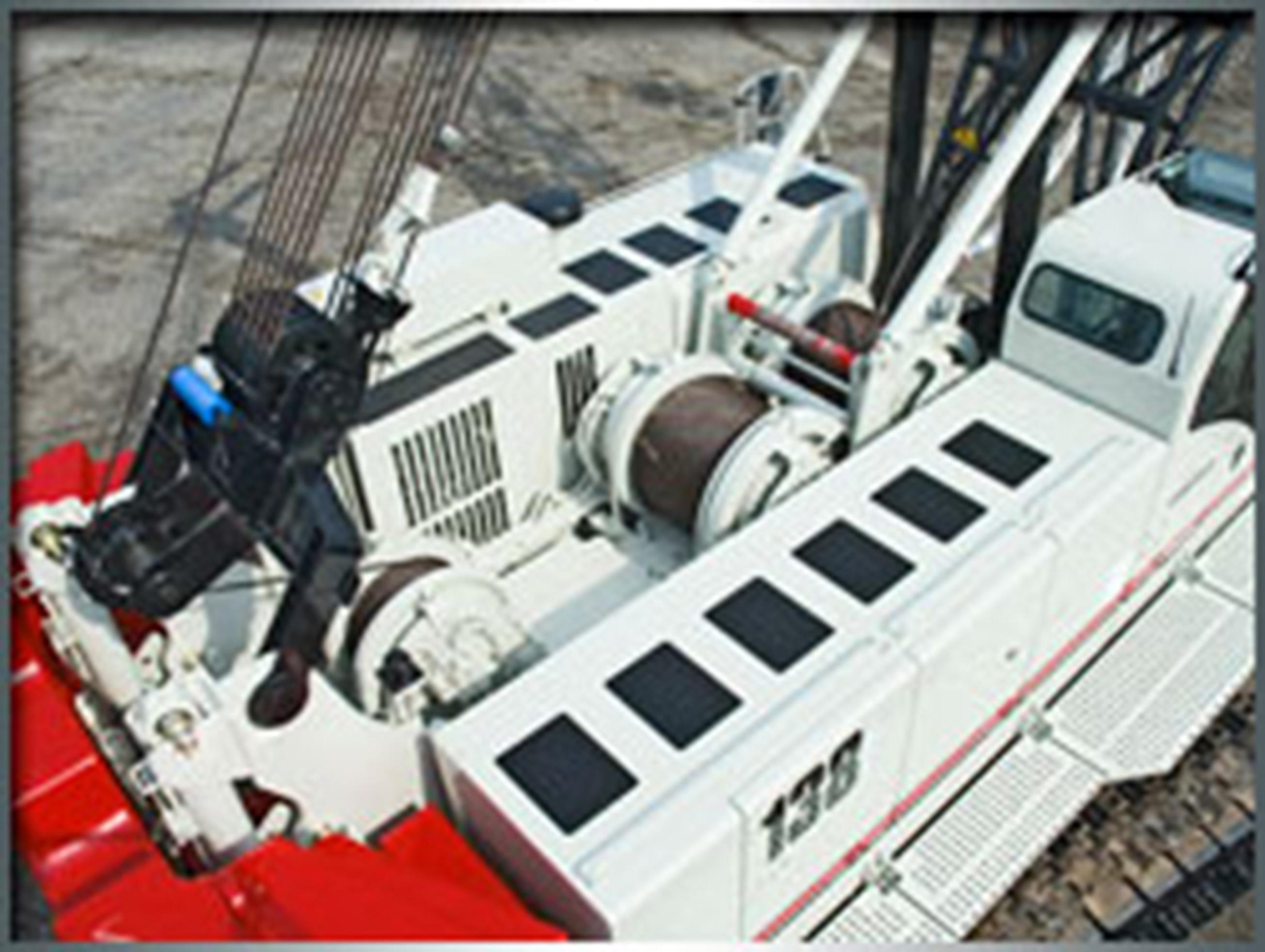 HOLT Crane & Equipment Houston