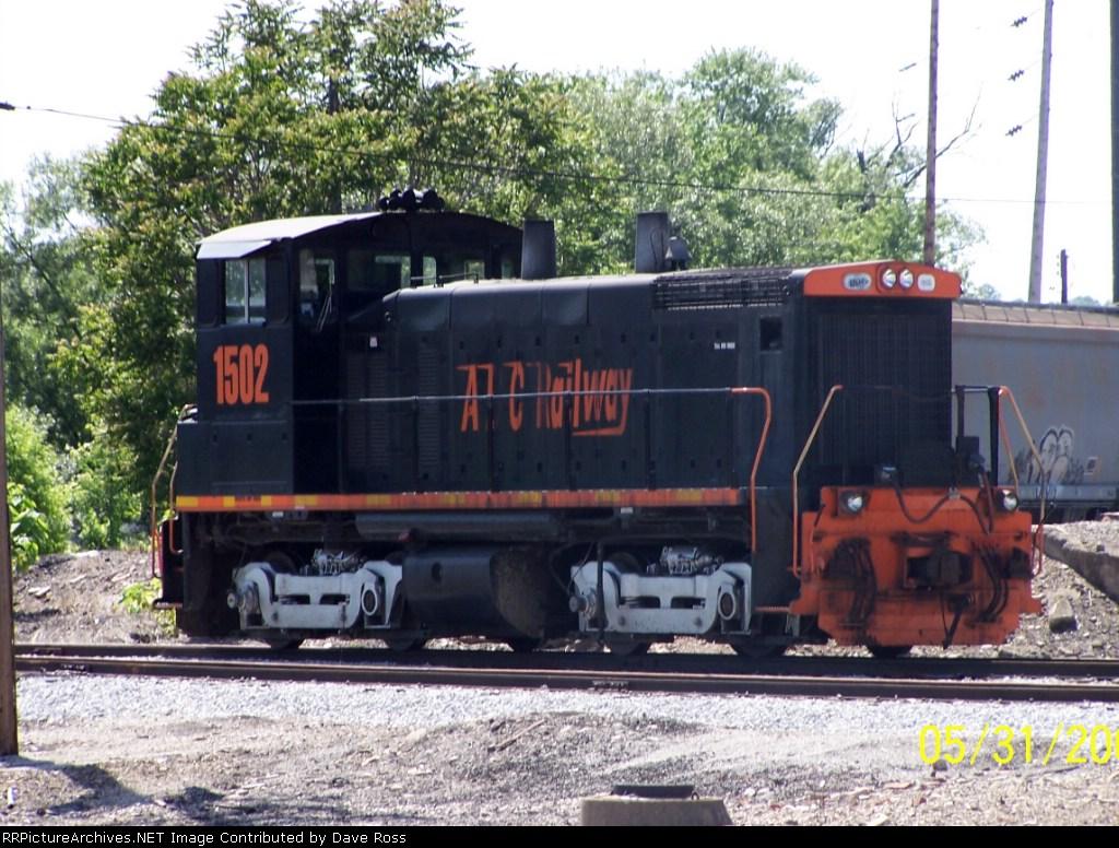 Akron Barberton Cluster Railway Company