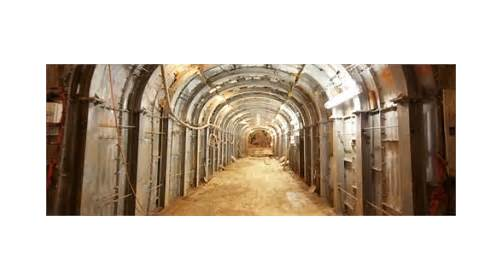 Boring and Tunneling Of America