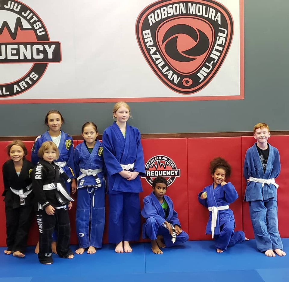 Frequency Martial Arts