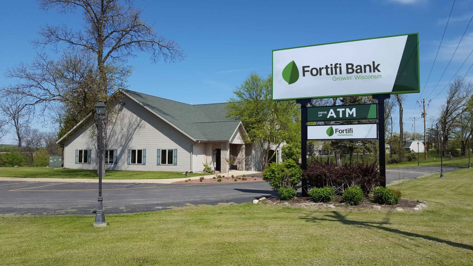 Fortifi Bank - Green Lake, WI 54941 - (855)876-1500 | ShowMeLocal.com