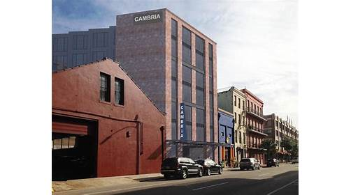 Cambria Hotel New Orleans Downtown Warehouse District