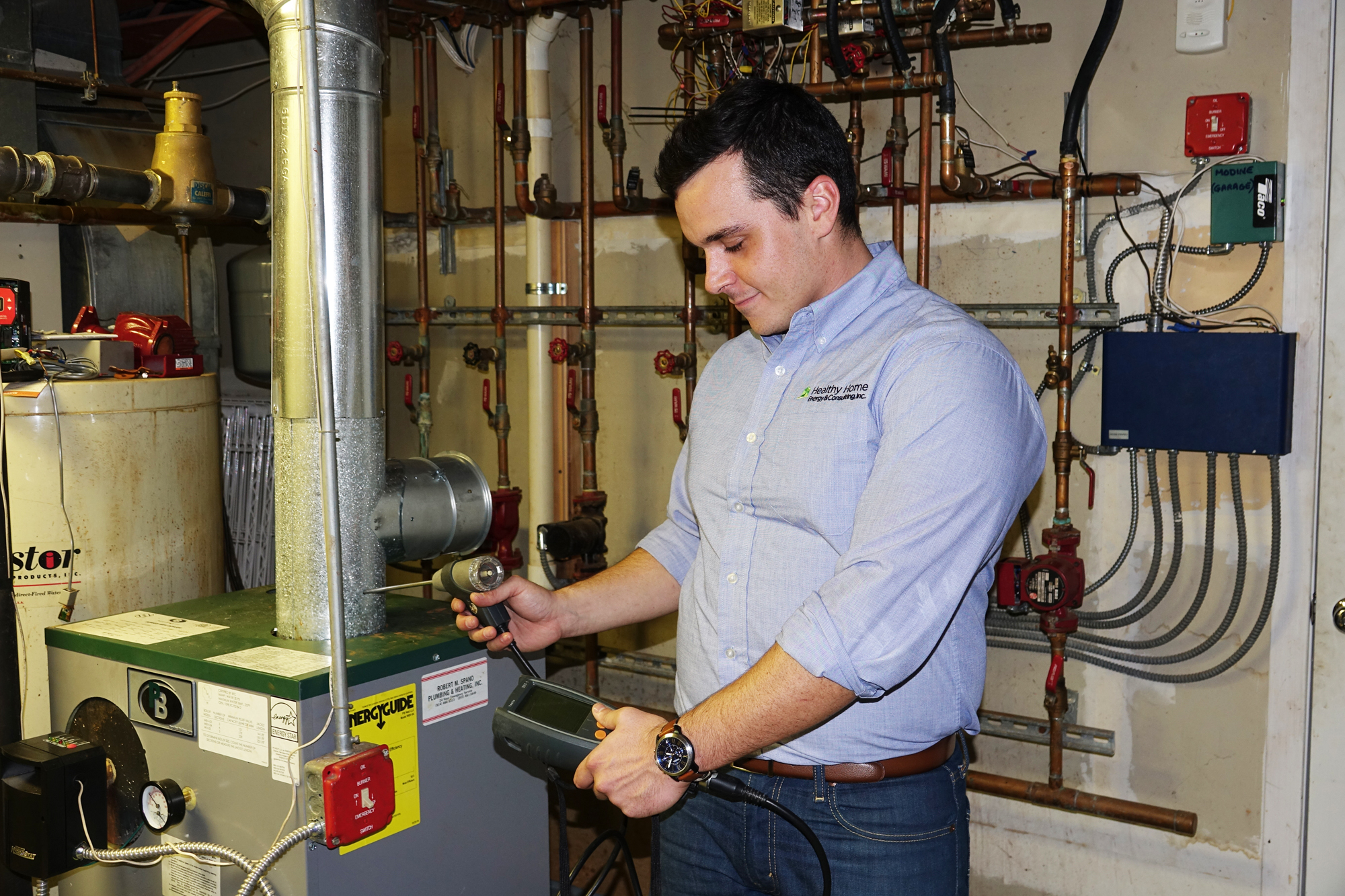 Healthy Home Energy & Consulting