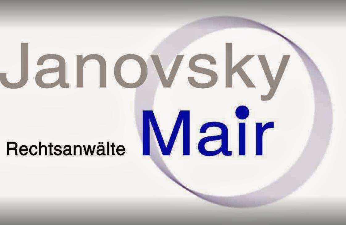 Janovsky u. Mair