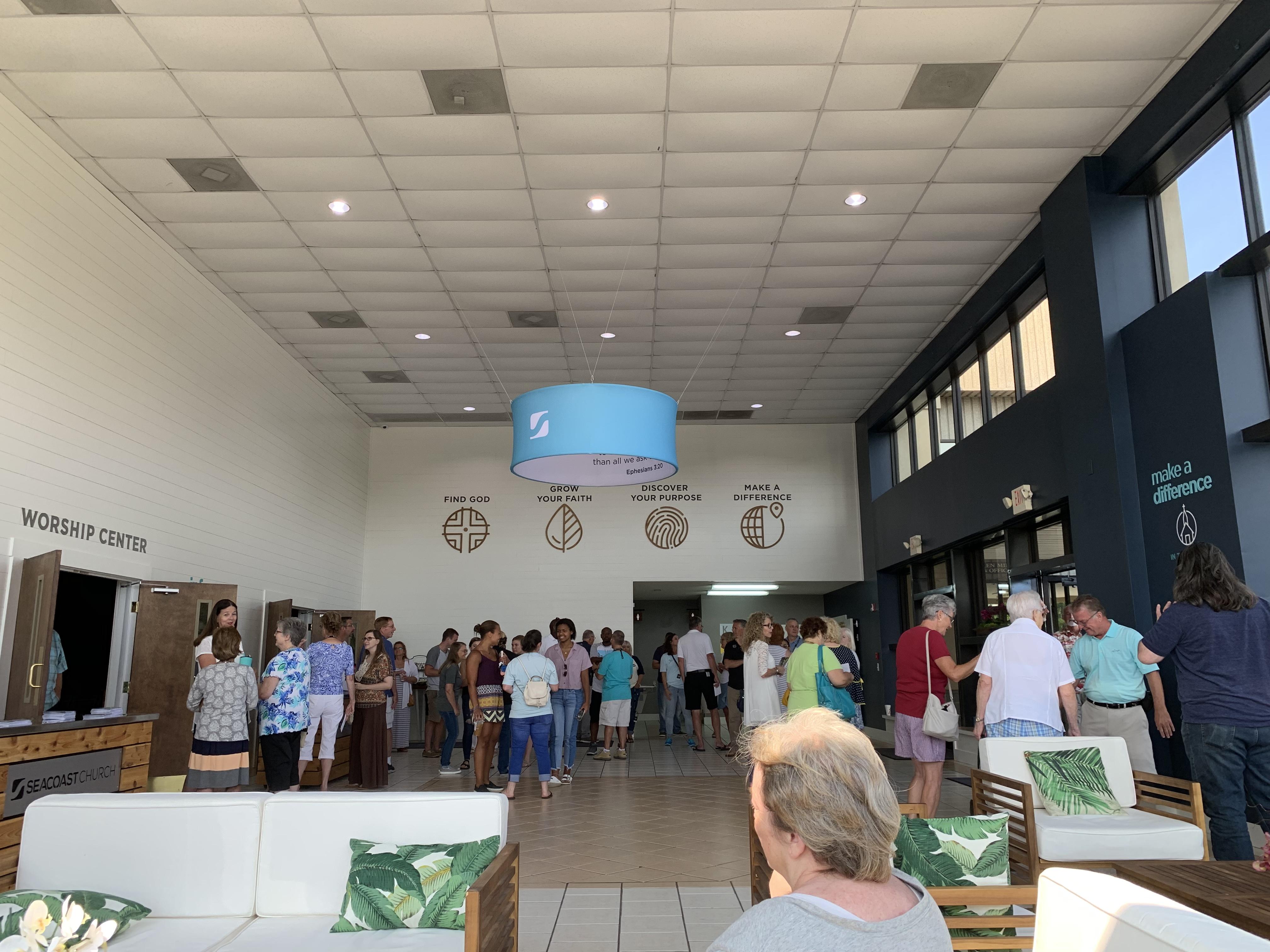 Seacoast Church - Conway