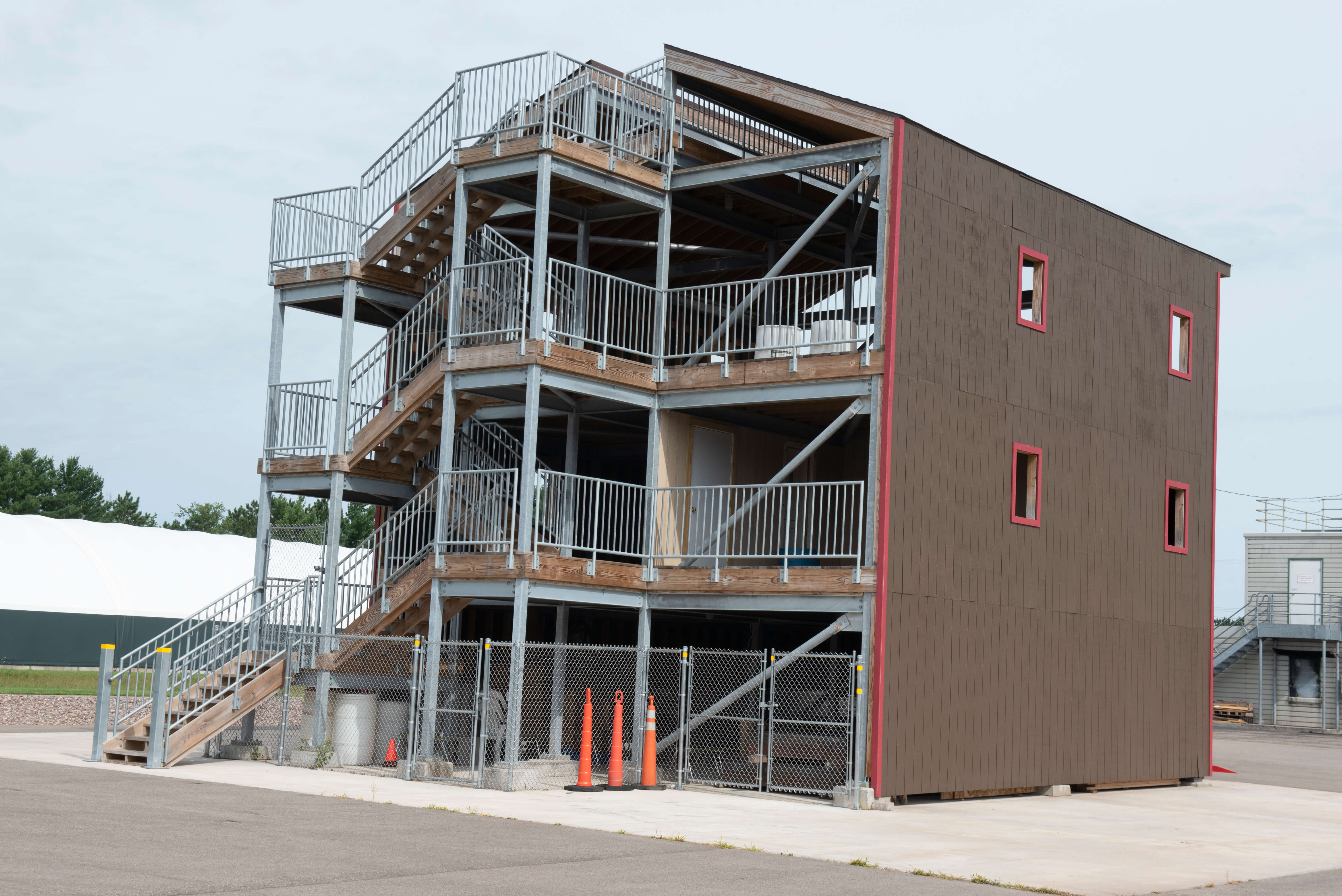 Chippewa Valley Technical College - Emergency Service Education Center
