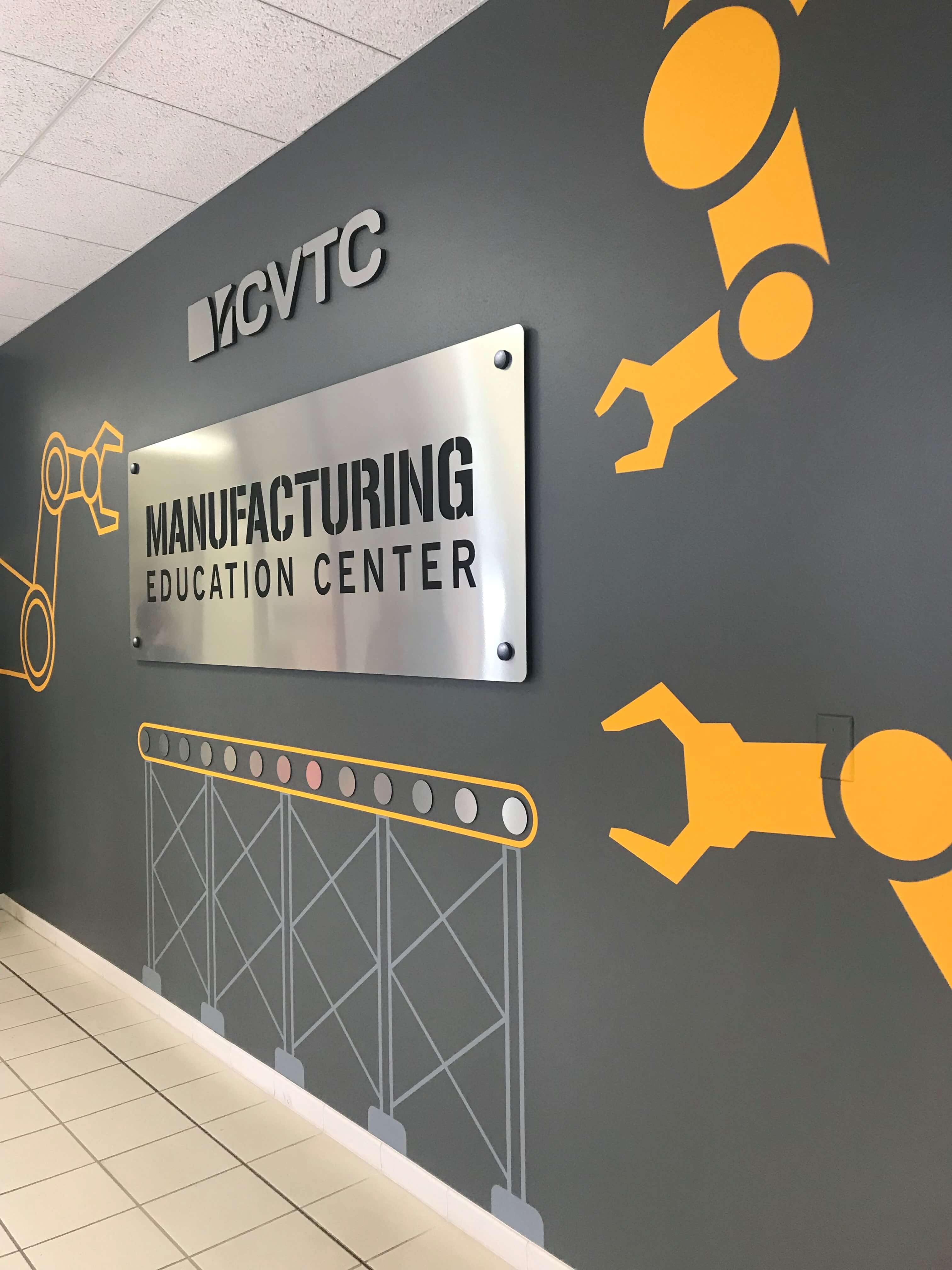 Chippewa Valley Technical College - Manufacturing Education Center