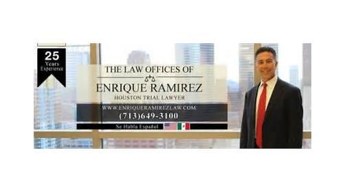 Enrique Ramirez Law
