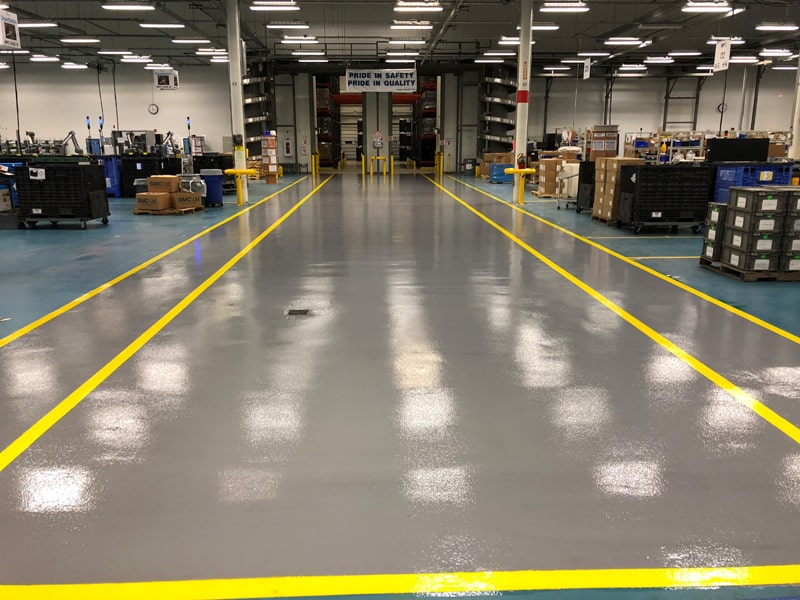 Titan Floor Surface Technologies