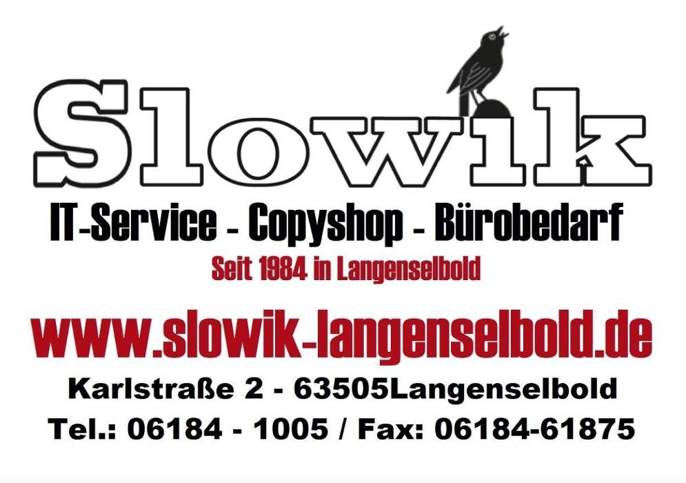 Bild zu Slowik IT-Service , Inh. Christian Slowik in Langenselbold