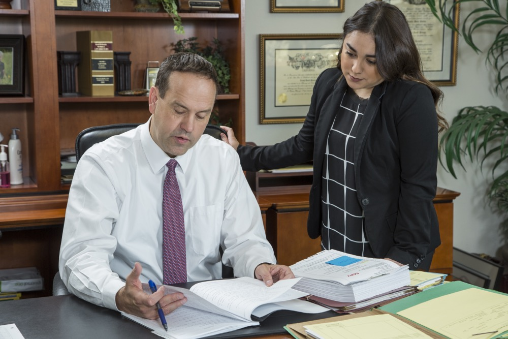 Frank Penney Injury Lawyers
