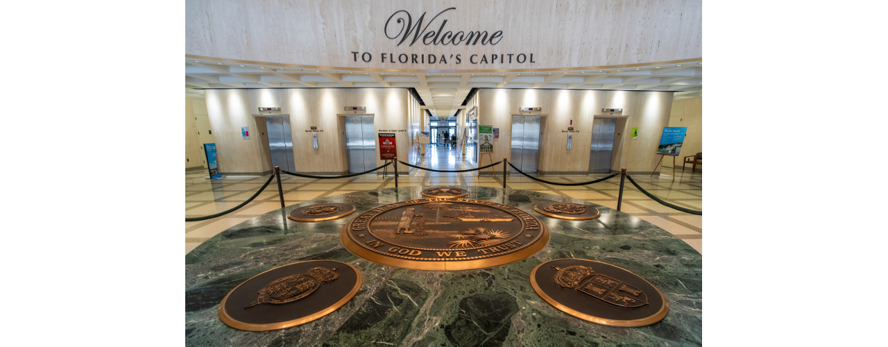 Official Florida Welcome Center Capitol