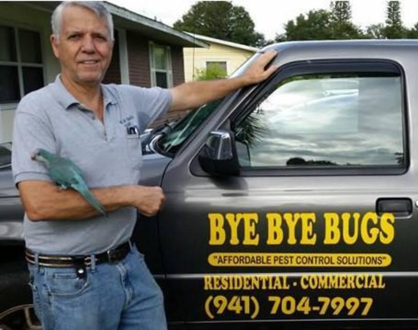 Bye Bye Bugs