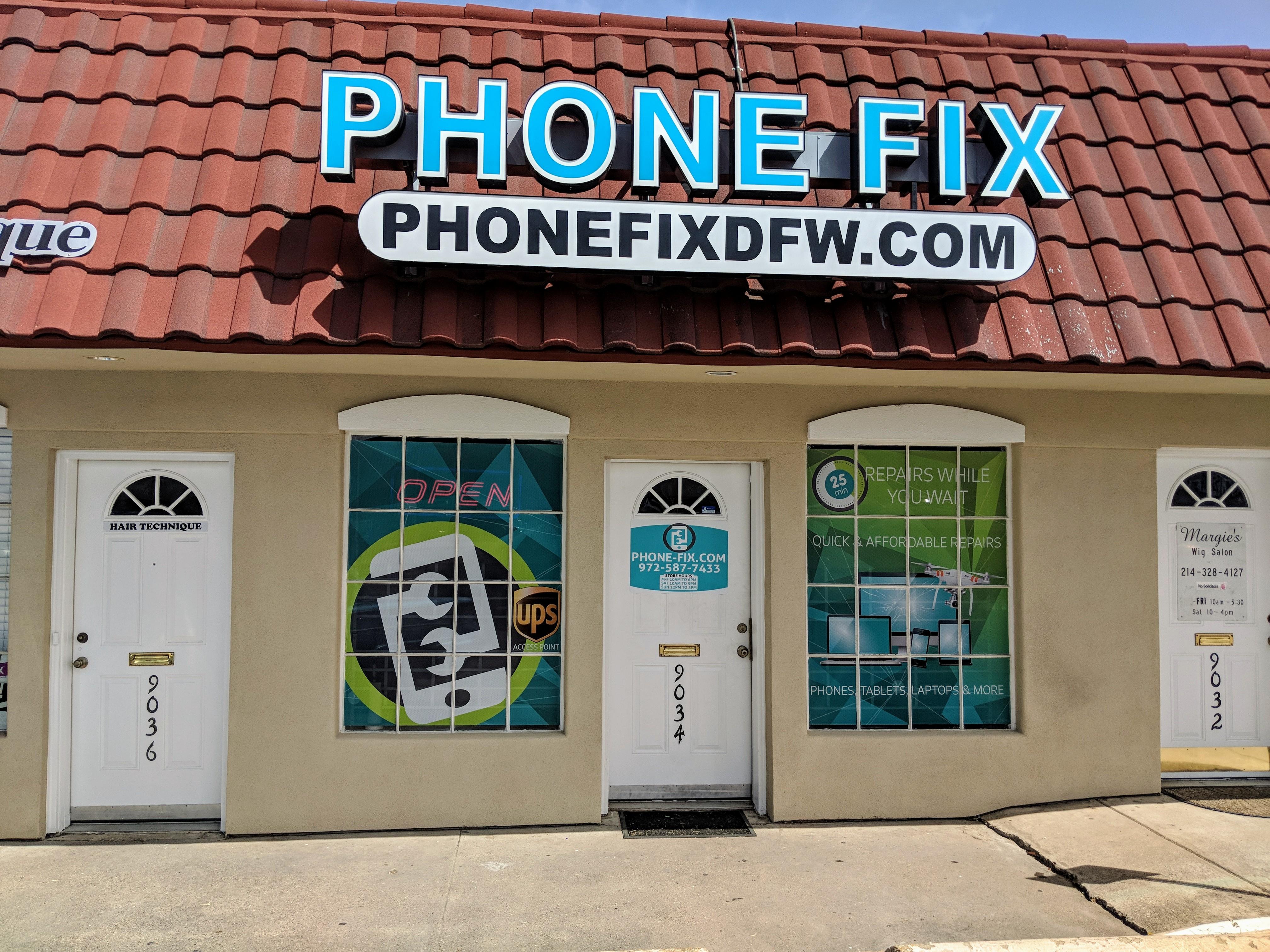 Phone-Fix.com Gadget Repair (Dallas White Rock)