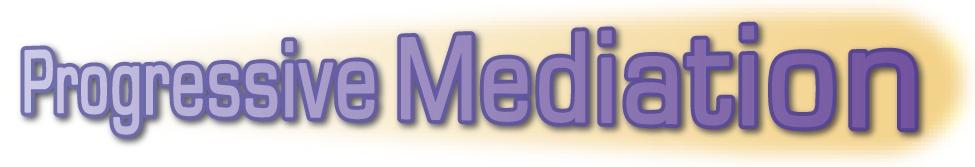 Progressive Mediation