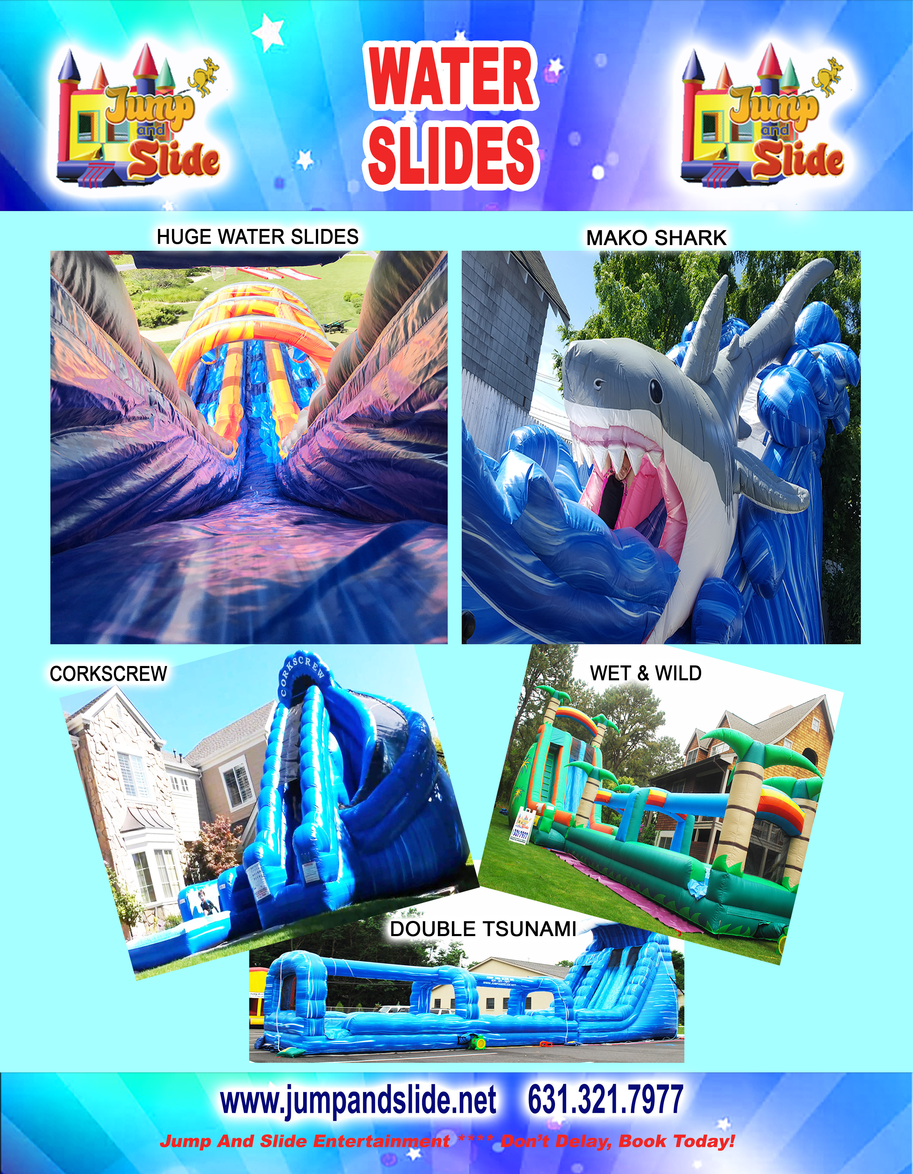 Jump and Slide Entertainment