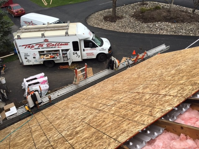 Top To Bottom Roofing & Home Improvement Company LLC