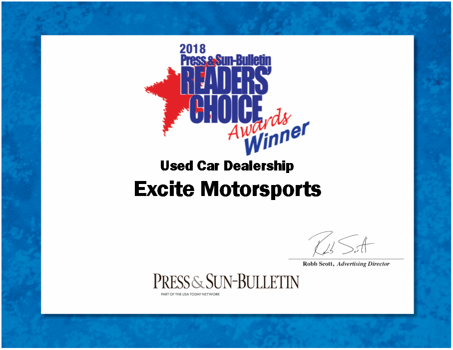 Excite Motorsports NY