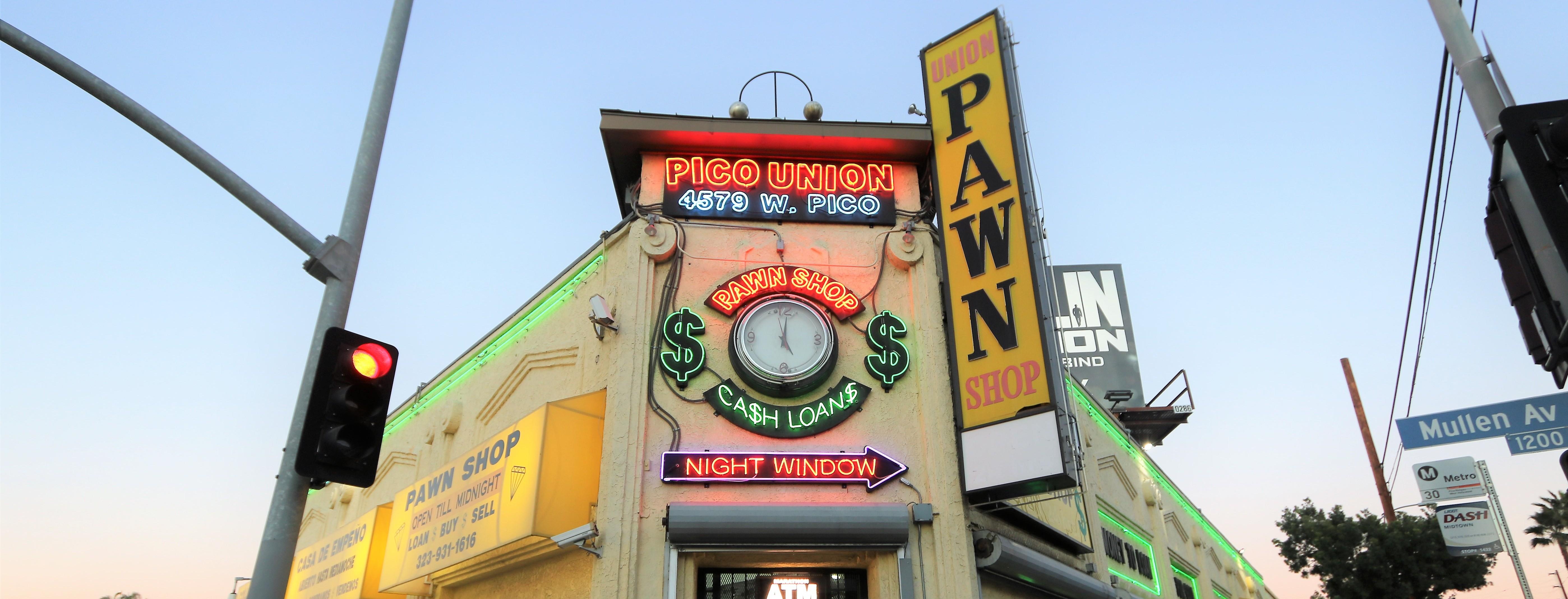 Pico Union Pawn Shop