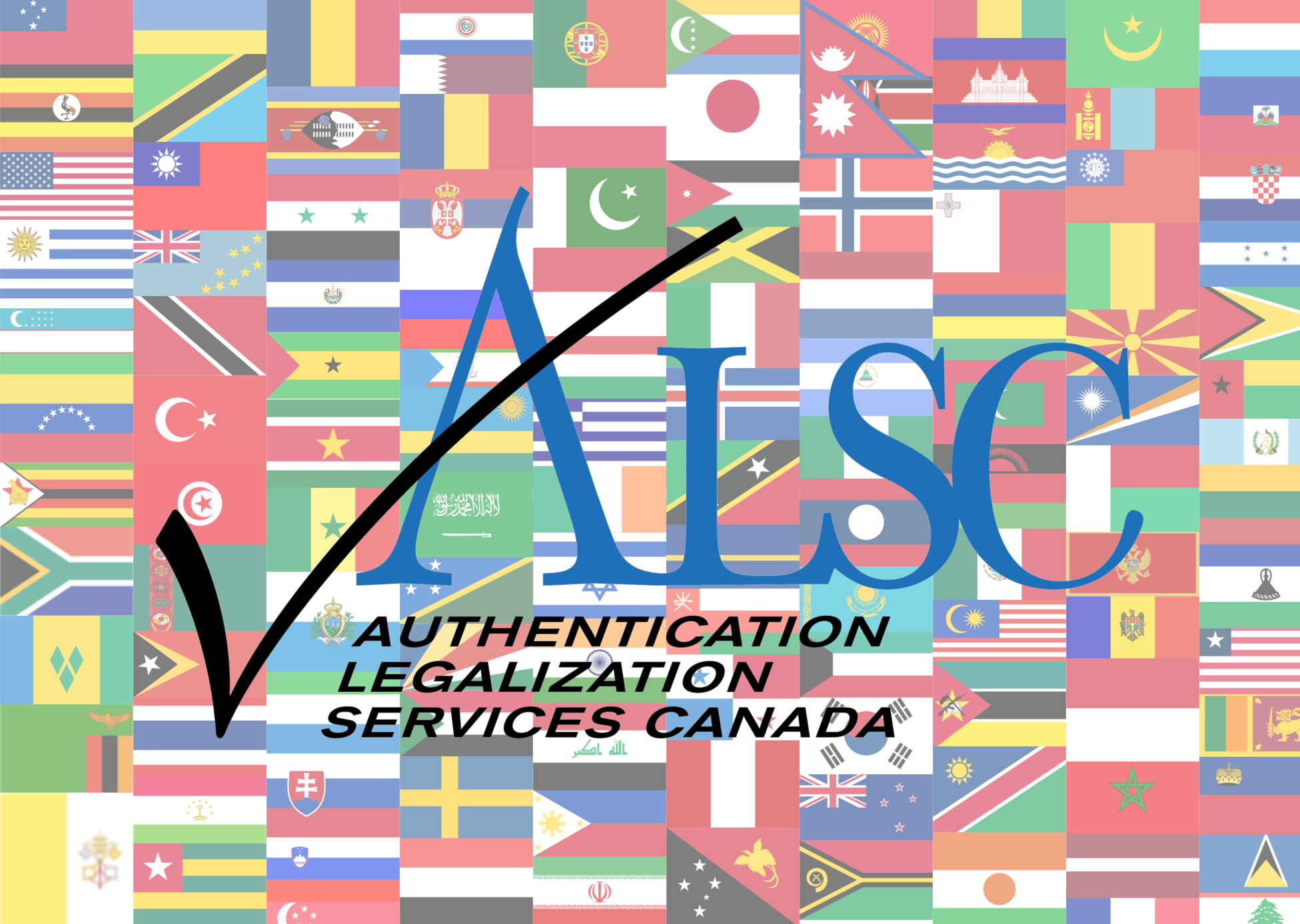 Authentication Legalization Services Canada