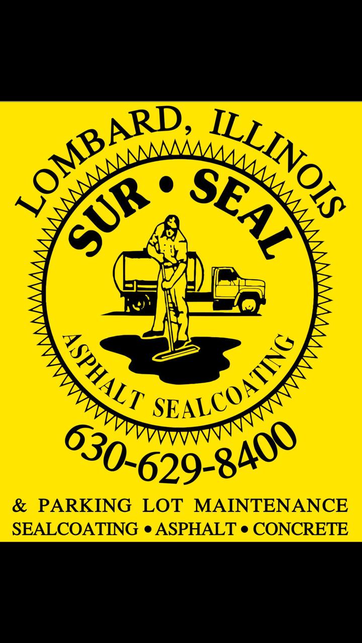 Sur Seal Parking Lot Maintenance