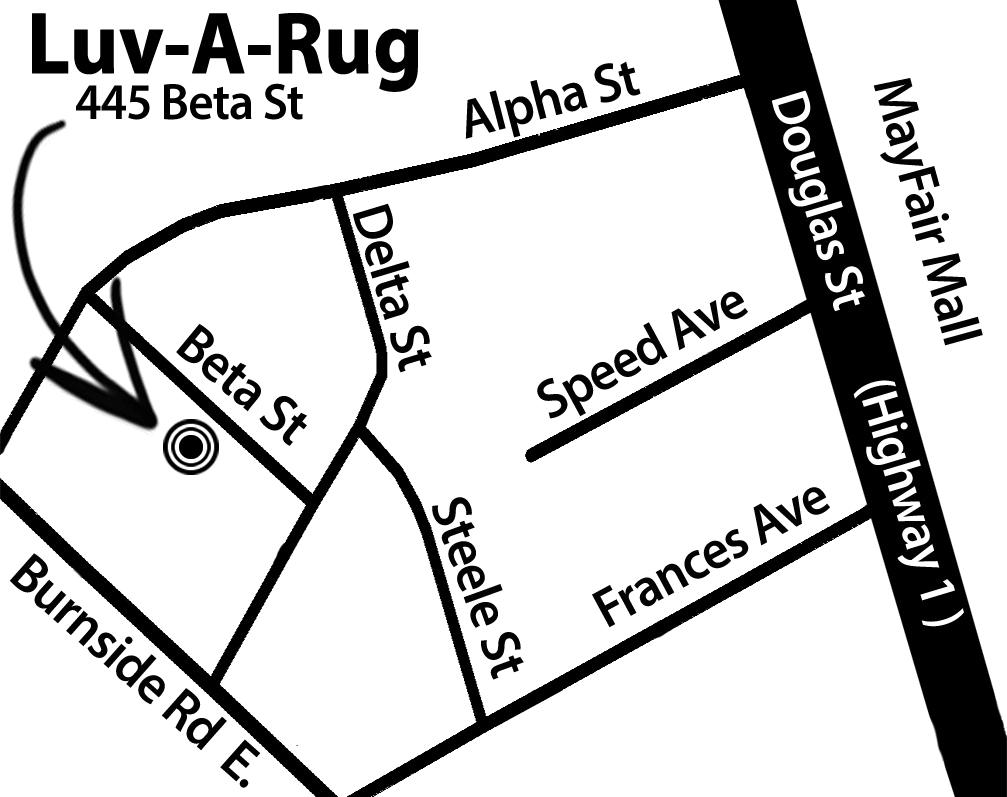 Luv-A-Rug Services Inc. - Victoria, BC V8Z 1A9 - (250)590-6210 | ShowMeLocal.com