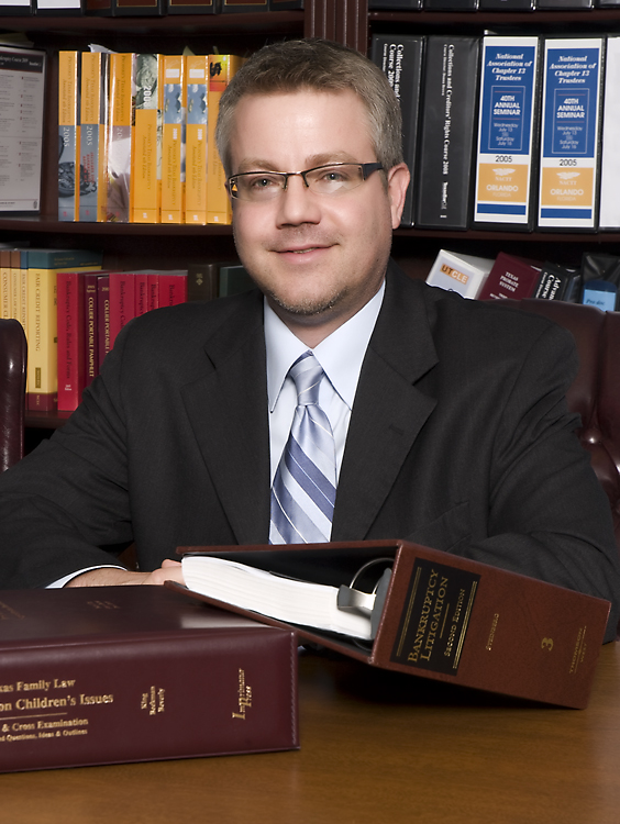Eric Southward, Houston Heights Bankruptcy Lawyer