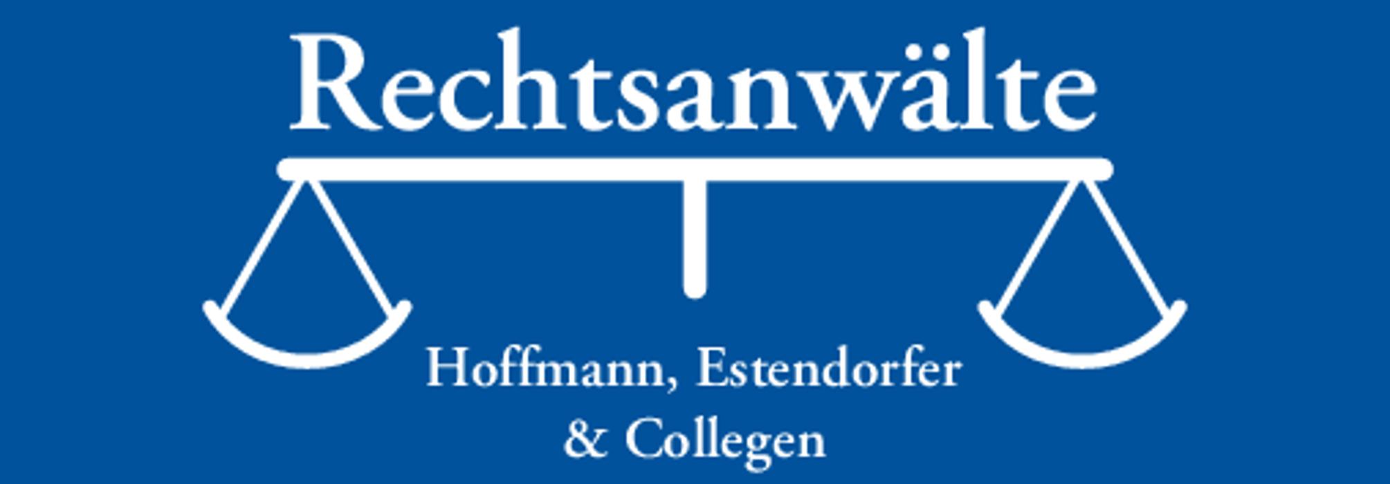 Bild zu Kanzlei Hoffmann, Estendorfer & Collegen in Memmingen