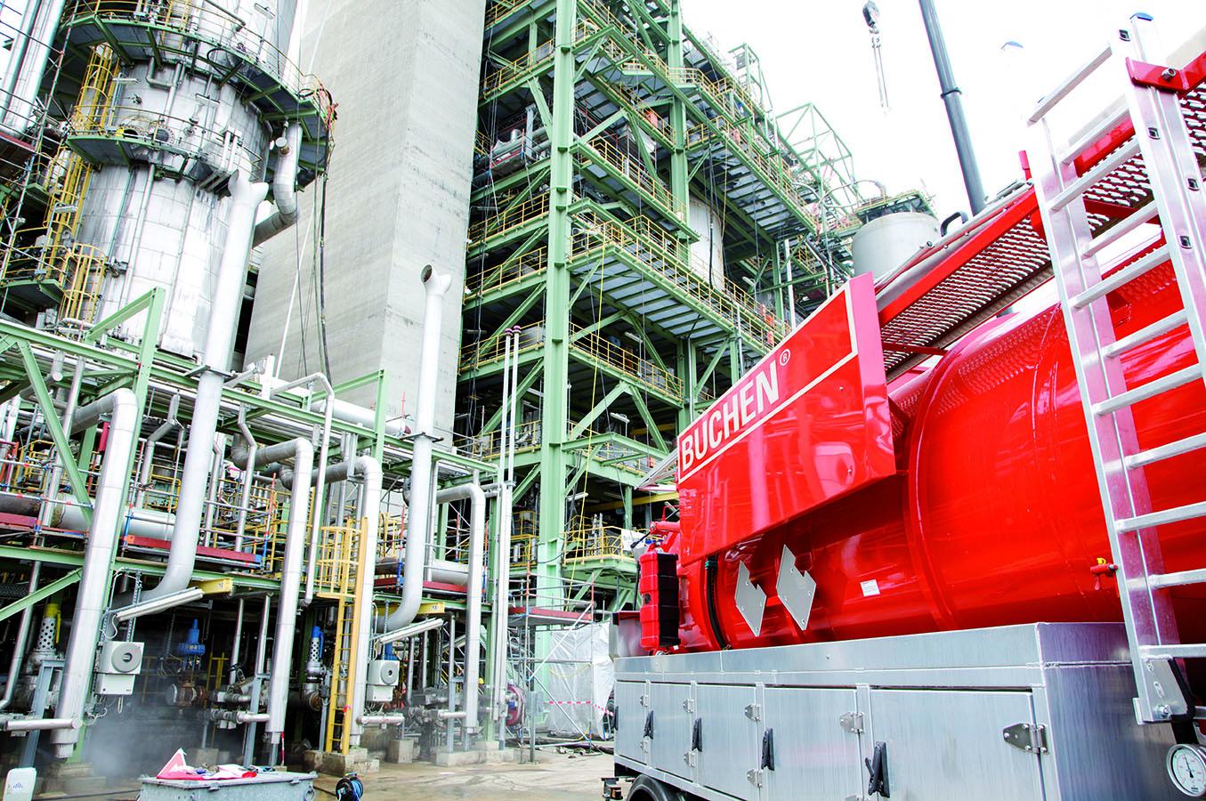 BUCHEN ESMAN Endüstriyel Servis Limited Şirketi
