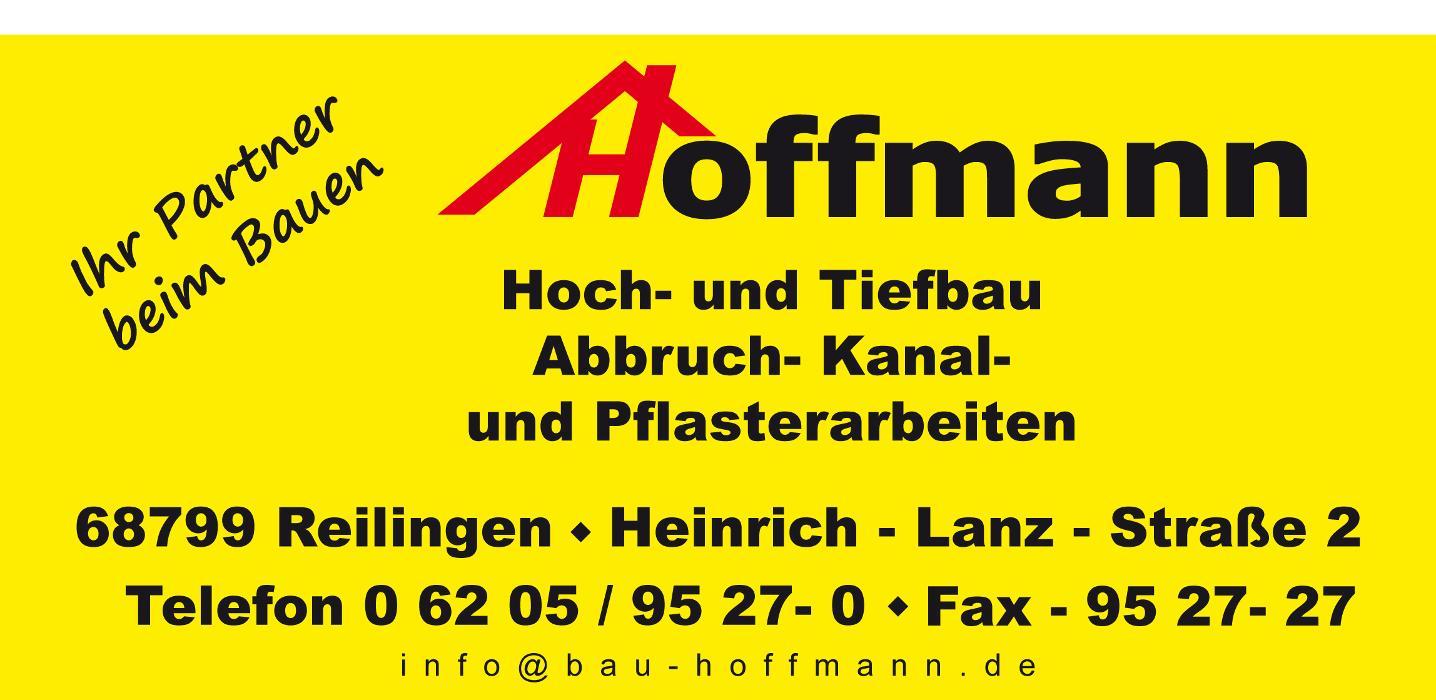 Bild zu Gerhard Hoffmann Hoch- u. Tiefbau GmbH in Reilingen