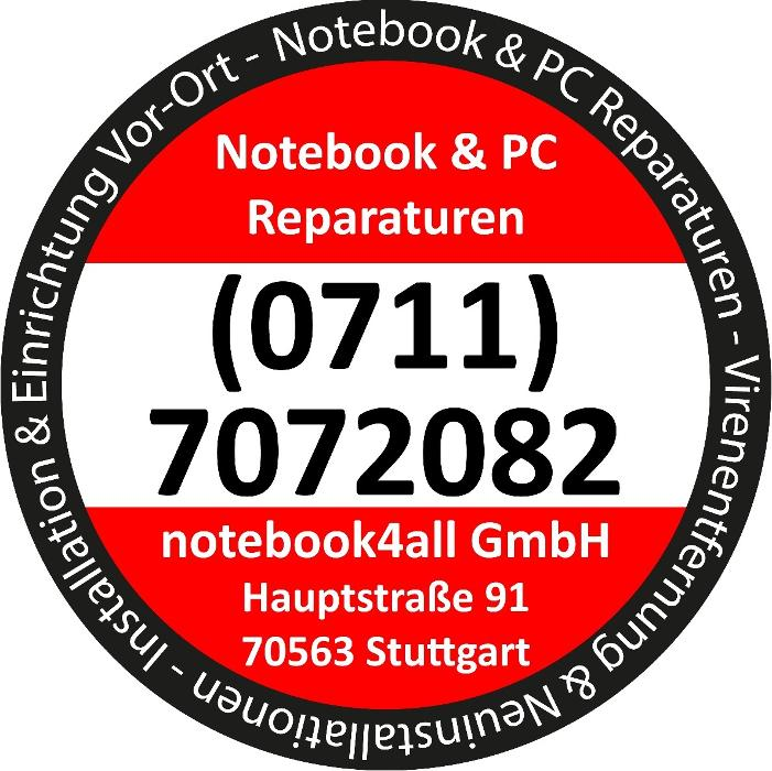 Bild zu Notebook4all GmbH in Stuttgart