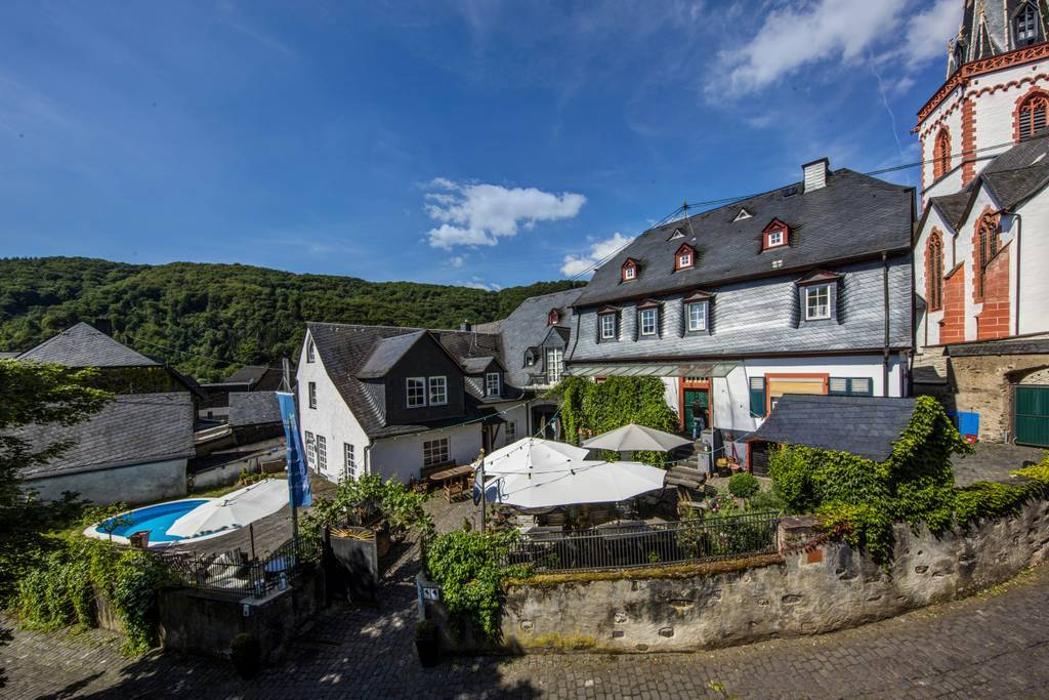 Bild zu Springiersbacher Hof, Weingut Borchert in Ediger Eller