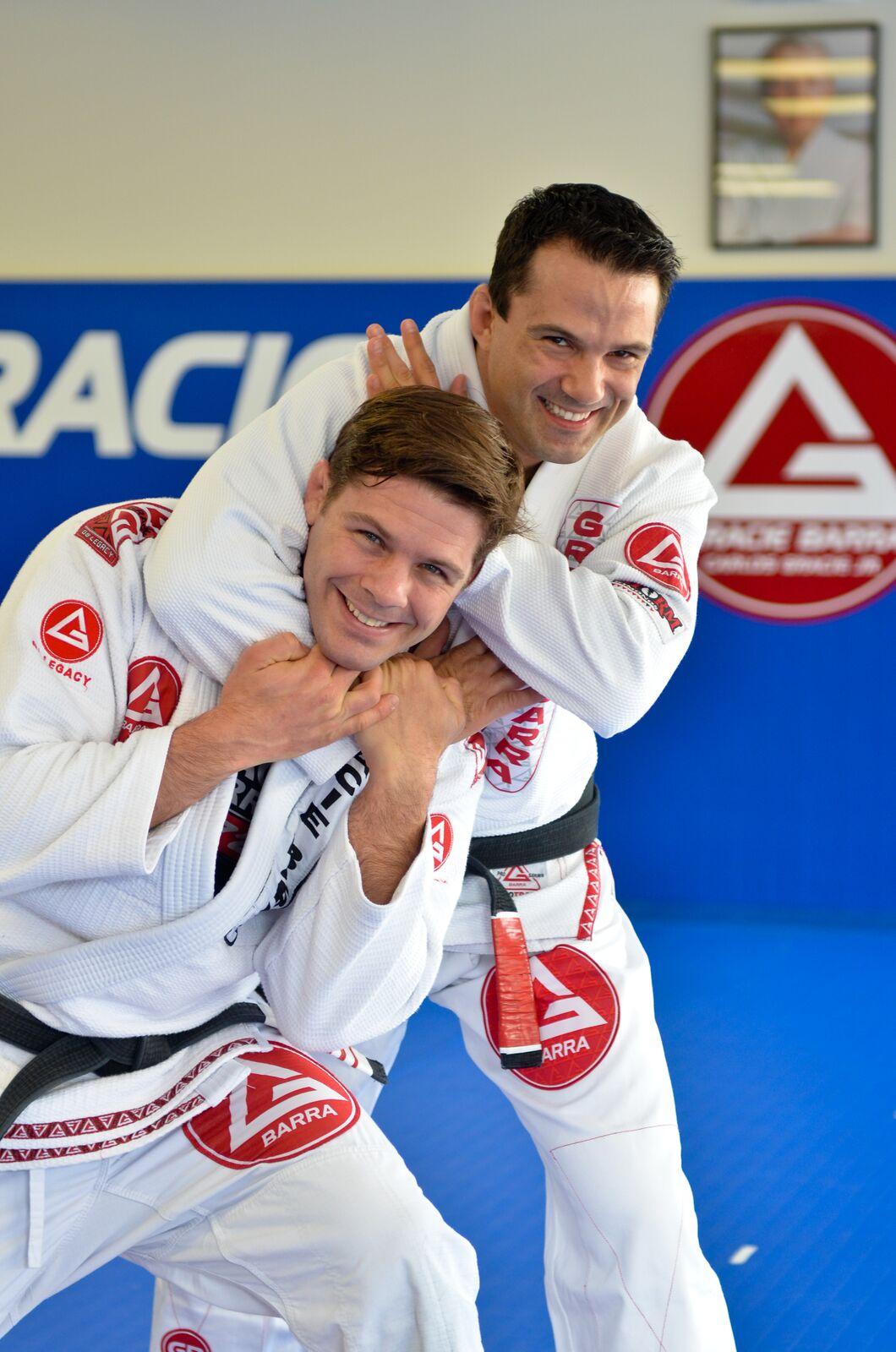 Gracie Barra Brazilian Jiu-Jitsu & Self Defense