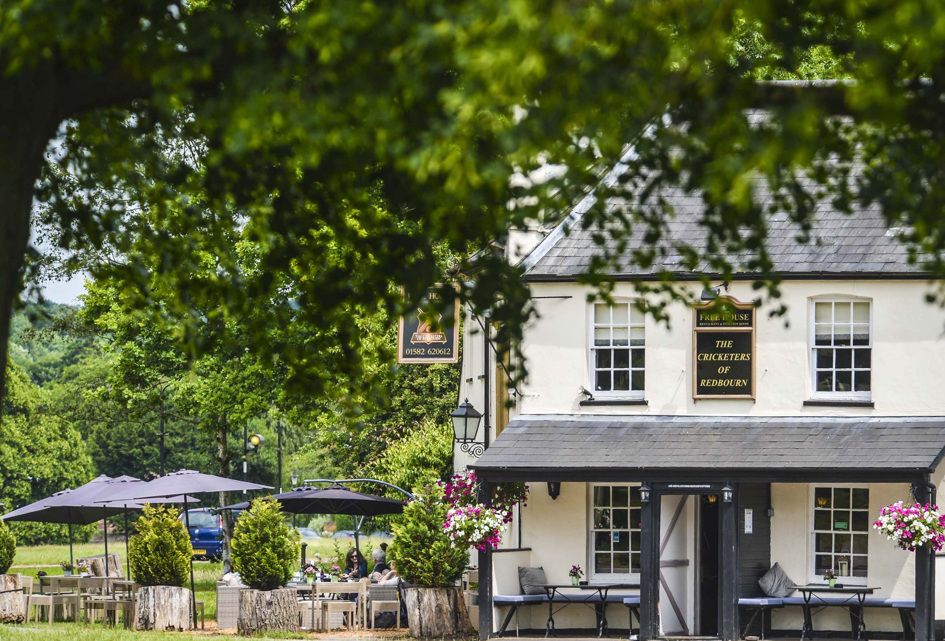The Cricketers of Redbourn - Hertfordshire, Hertfordshire AL3 7ND - 01582 620612 | ShowMeLocal.com
