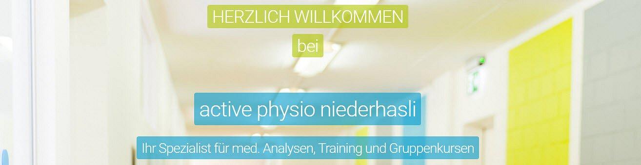 active physio niederhasli GmbH