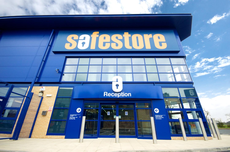 Safestore Self Storage Carshalton - Carshalton, London SM5 2RL - 0800444800 | ShowMeLocal.com