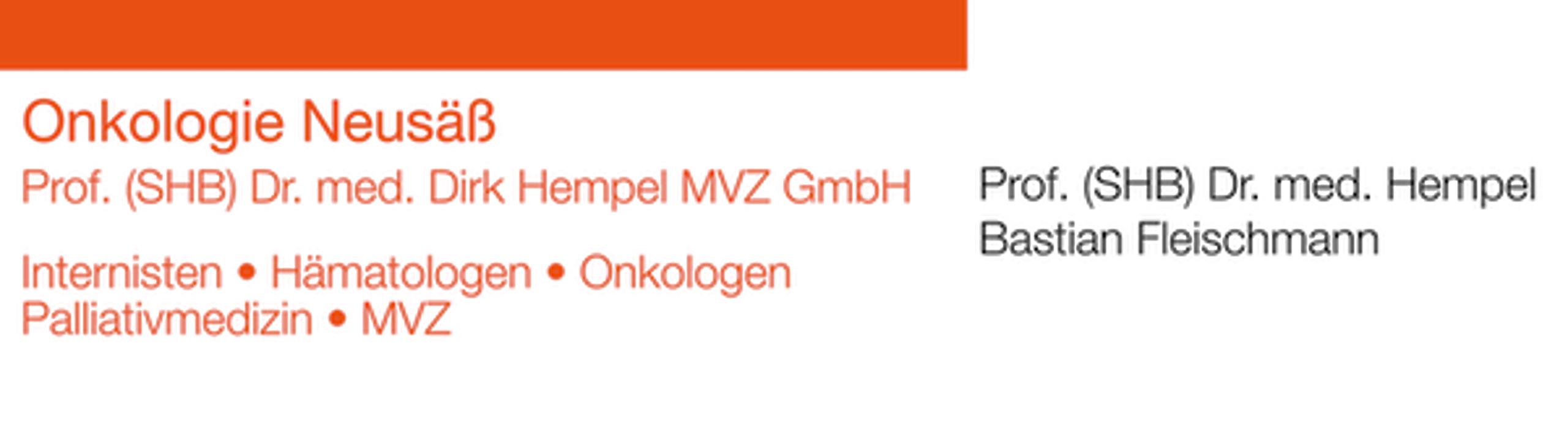 Bild zu Onkologie Neusäss Prof. (SHB) Dr. Dirk Hempel MVZ GmbH in Neusäß
