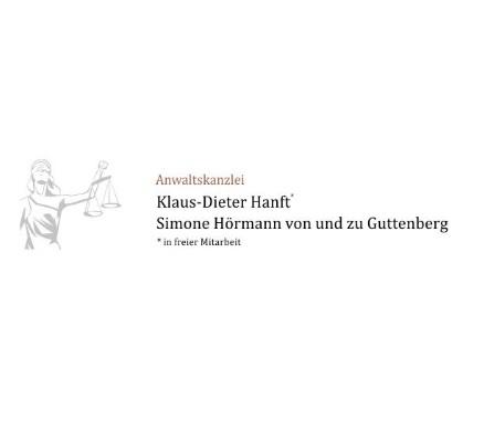 Anwaltskanzlei Hanft Simone Hörmann von und zu Guttenberg, Inhaber Logo