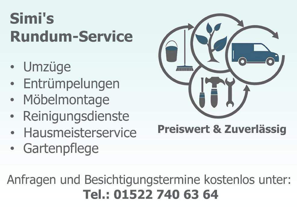 Bild zu Simi's Dienstleistungen in Bad Neuenahr Ahrweiler