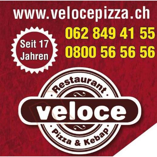 Veloce Pizza, Kebab, Pizza Kurier