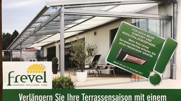 Frevel Markisen Rollladen Tore -inh.Sven Fahrenkrug e.K., Hauptstraße in Kerpen
