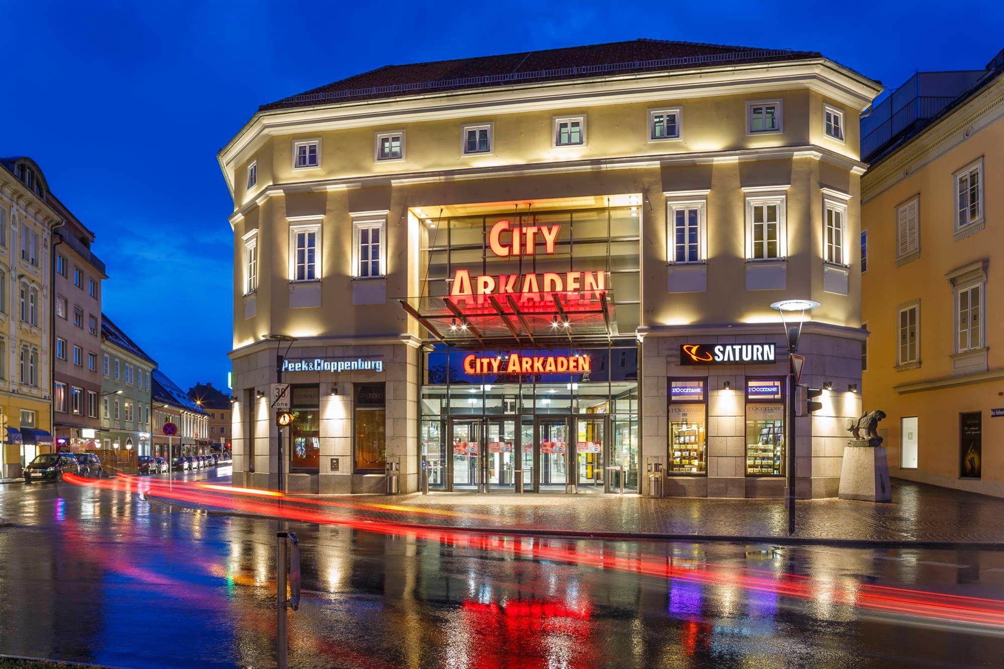 City Arkaden Klagenfurt