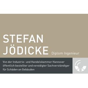 Stefan Jödicke Dipl.-Ing. ö.b.u.v. Sachverständiger