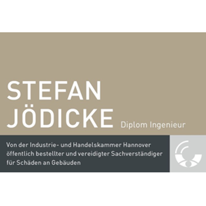 Bild zu Stefan Jödicke Dipl.-Ing. ö.b.u.v. Sachverständiger in Hannover