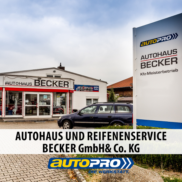 Bild zu Autohaus & Reifenservice Becker GmbH & Co. KG in Fernwald