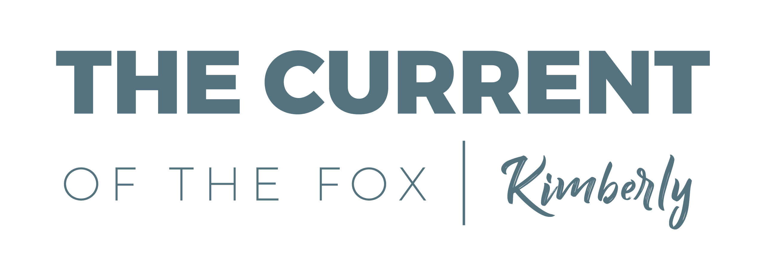 The Current of the Fox - Kimberly