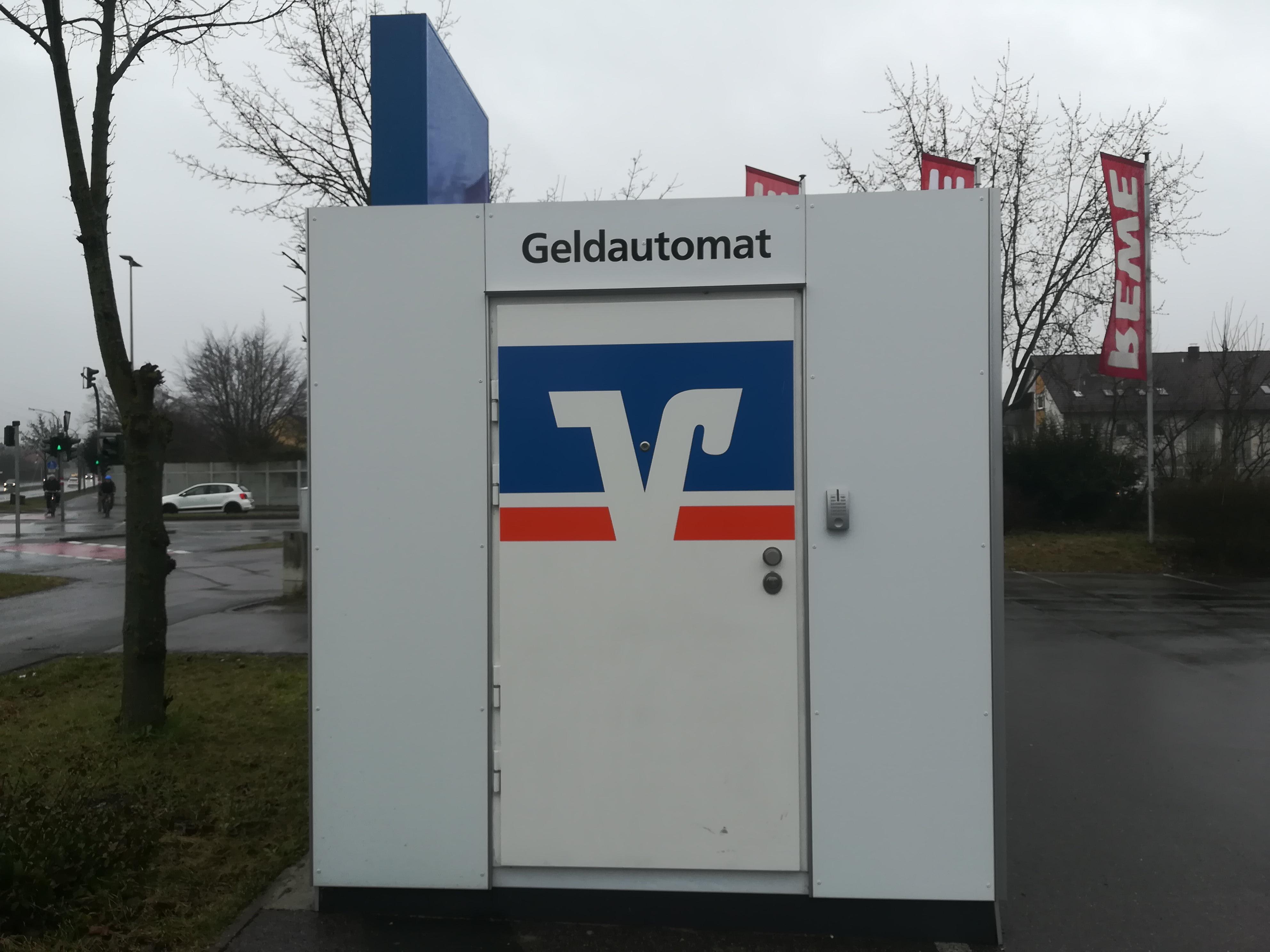 Foto de VR Bank Bamberg eG - Geldautomat Mainfranken-Center - An der Breitenau Bamberg
