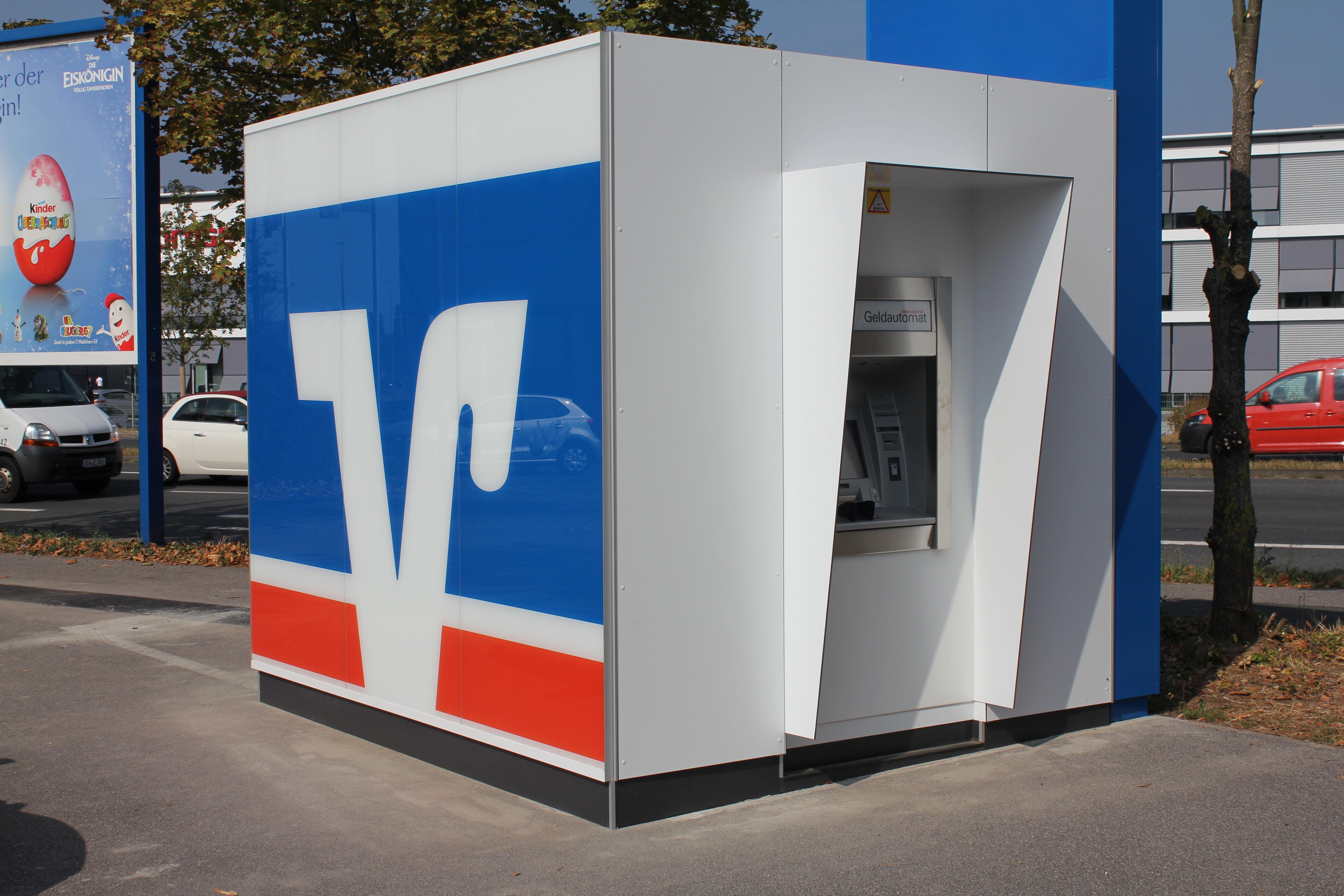 Fotos de VR Bank Bamberg eG - Geldautomat Mainfranken-Center - An der Breitenau