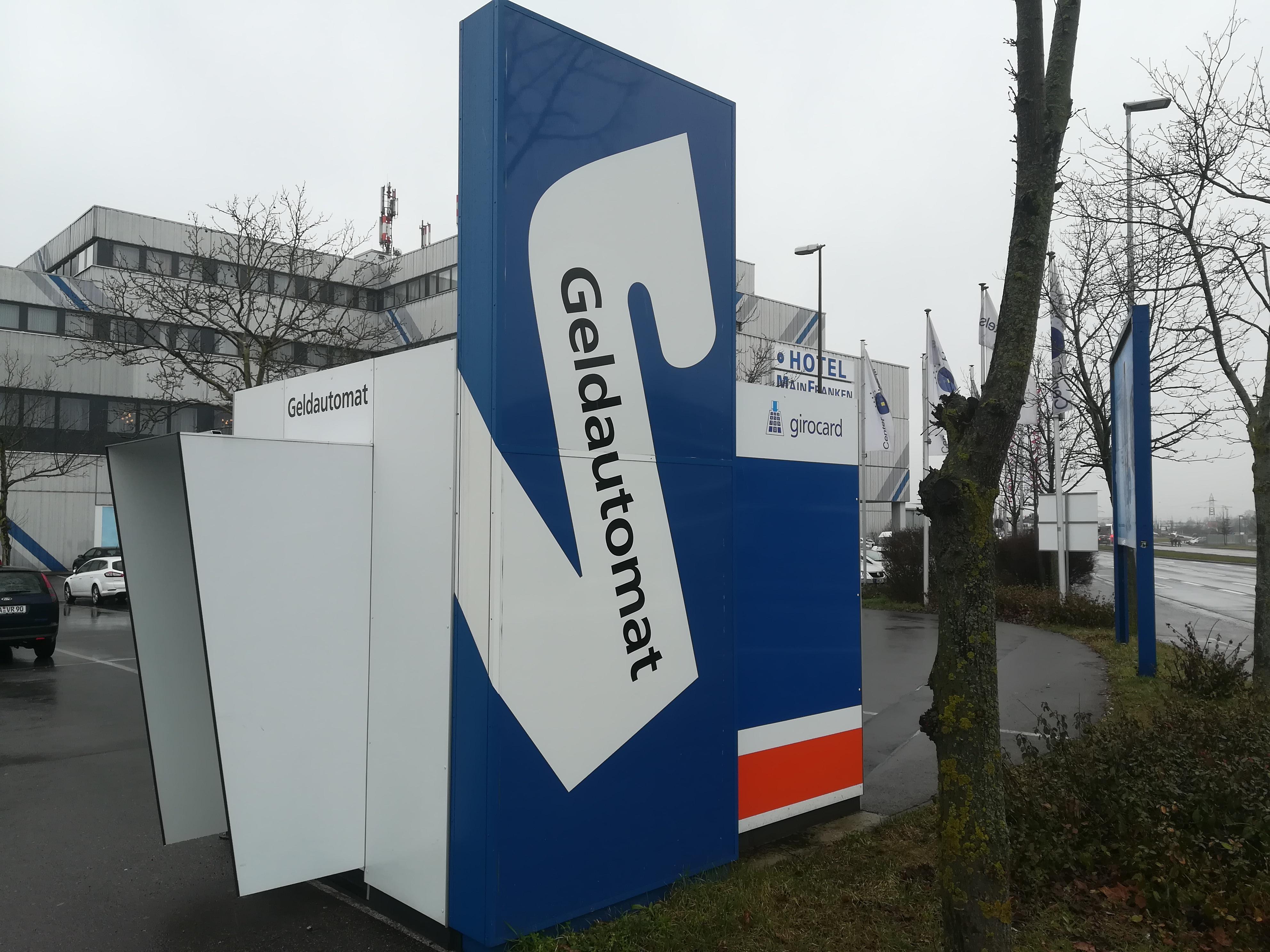 Foto de VR Bank Bamberg eG - Geldautomat Mainfranken-Center - An der Breitenau